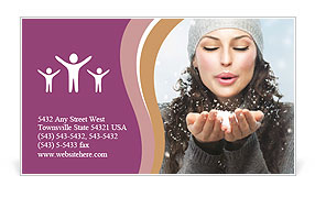0000080195 Business Card Template