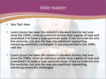 0000080195 PowerPoint Template - Slide 2