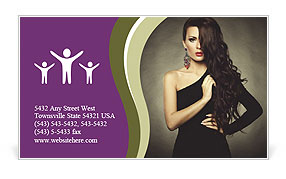 0000080204 Business Card Template