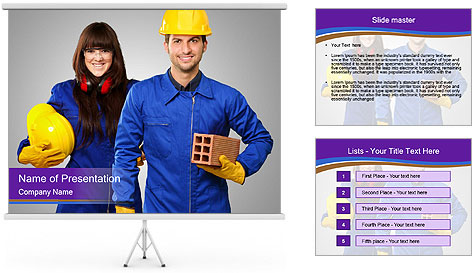 0000080205 PowerPoint Template