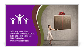 0000080208 Business Card Template