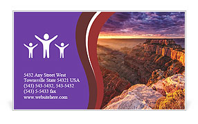 0000080217 Business Card Template