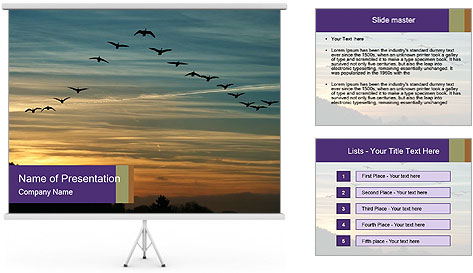 0000080220 PowerPoint Template