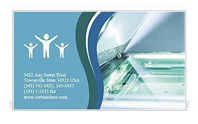 0000080225 Business Card Template