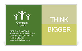 0000080233 Business Card Template