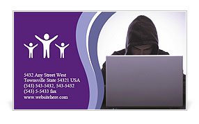 0000080235 Business Card Template