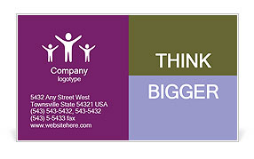 0000080241 Business Card Template