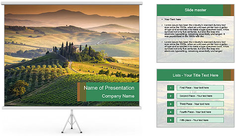 0000080253 PowerPoint Template