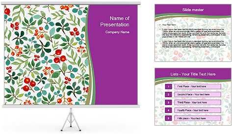 0000080255 PowerPoint Template