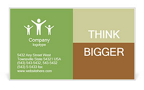 0000080295 Business Card Template