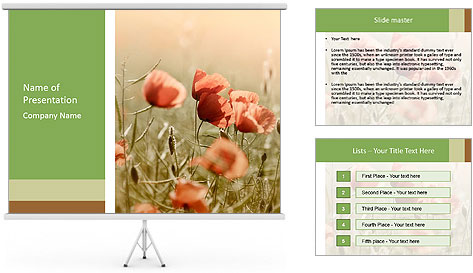 0000080295 PowerPoint Template