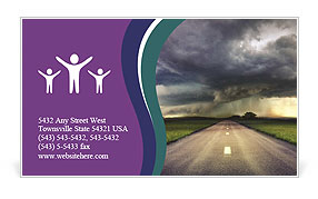 0000080298 Business Card Template