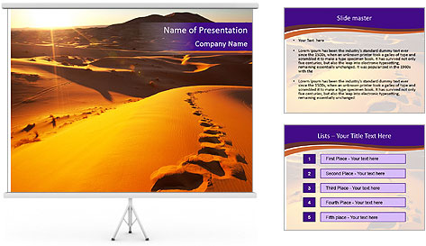 0000080301 PowerPoint Template