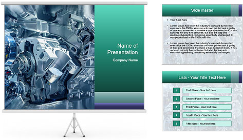 0000080304 PowerPoint Template