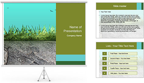 0000080313 PowerPoint Template