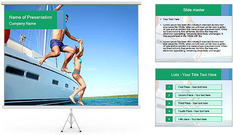 0000080315 PowerPoint Template