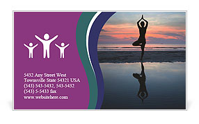 0000080318 Business Card Template