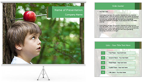 0000080320 PowerPoint Template