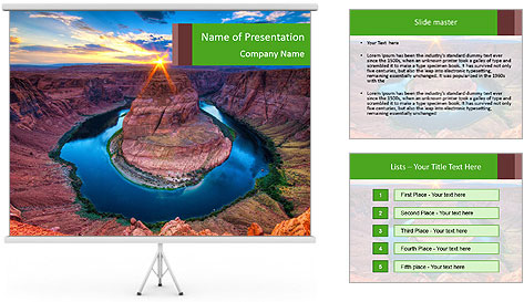 0000080323 PowerPoint Template