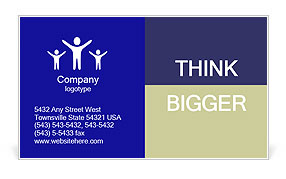 0000080335 Business Card Template