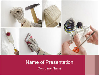 0000080341 PowerPoint Template - Slide 1