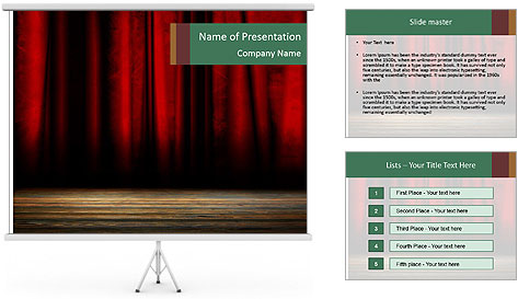 0000080344 PowerPoint Template