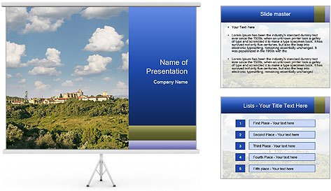 0000080345 PowerPoint Template