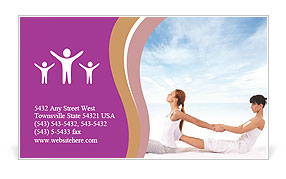 0000080348 Business Card Template