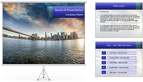 0000080353 PowerPoint Template