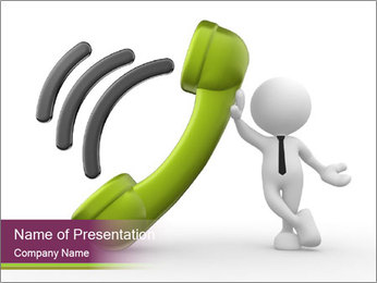 0000080354 PowerPoint Template - Slide 1