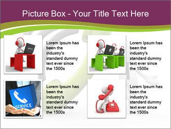 0000080354 PowerPoint Template - Slide 14