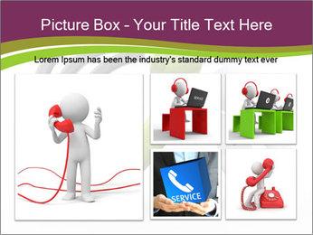 0000080354 PowerPoint Template - Slide 19