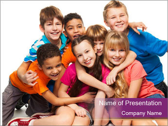 0000080355 PowerPoint Template - Slide 1