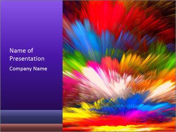 0000080360 PowerPoint Templates - Slide 1