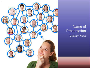 0000080364 PowerPoint Template - Slide 1