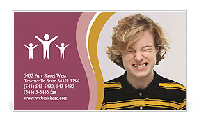 0000080383 Business Card Template