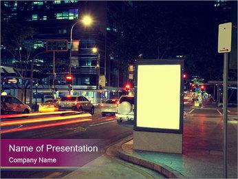 0000080390 PowerPoint Template - Slide 1