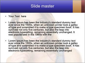 0000080393 PowerPoint Templates - Slide 2