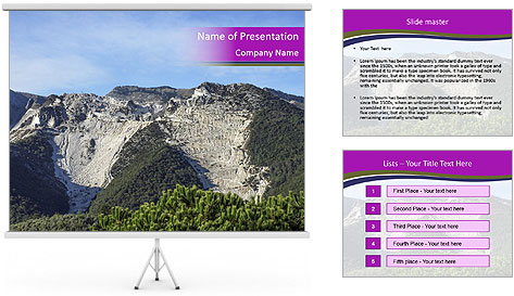 0000080394 PowerPoint Template