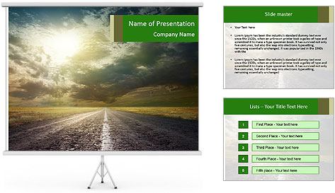 0000080395 PowerPoint Template