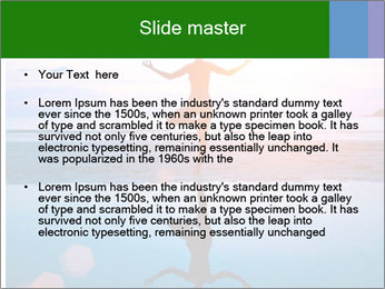 0000080398 PowerPoint Template - Slide 2