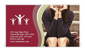 0000080405 Business Card Template