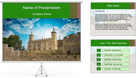 0000080407 PowerPoint Template