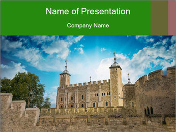 0000080407 PowerPoint Template - Slide 1