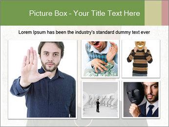0000080420 PowerPoint Templates - Slide 19