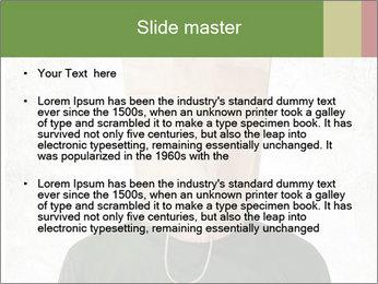 0000080420 PowerPoint Templates - Slide 2