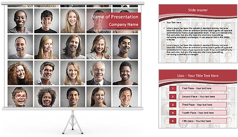 0000080421 PowerPoint Template