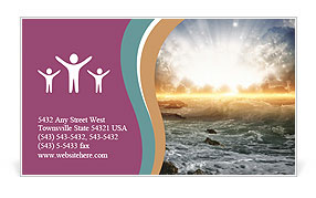 0000080424 Business Card Template