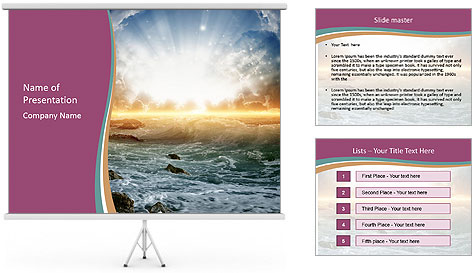 0000080424 PowerPoint Template
