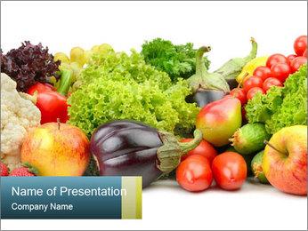 0000080430 PowerPoint Template - Slide 1